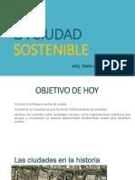 La Ciudad Sostenible Clase 2