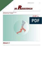 cartilla resistencia 1