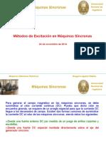 Clase N° 02 - Máquinas Síncronas- 15-06-2015