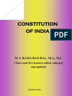 Constitution of India - Smart Notes