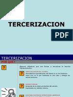 Tercerizacion I