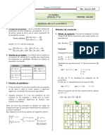 Algebra Setiembre