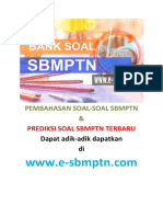 Soal Saintek Sbmptn 2016
