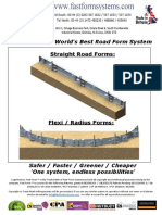 New Road Form Brochure