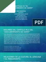 """Capitulo #13 """"EL DESCUBRIMIENTO DE HARRY"""""""