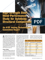 Advanced High Steel