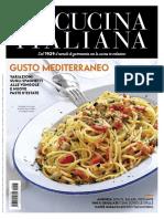 La Cucina Italiana Agosto 2017