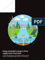 Us Manufacturing Supply Chain of the Future Renewable Energy