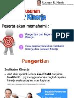 contoh penyusunan target kinerja.ppt