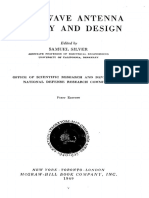 MIT Radiation Lab Series V12 Microwave Antenna Theory and Design