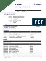 [Australia Govt-00] PML99 Laboratory Operations