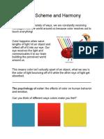 4  colorscheme and harmony