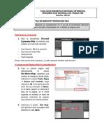 Taller Hdw - Microsoft Expression Web