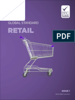 BRC Global Standard for Retail