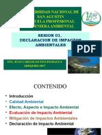 Cap1. DECLARACION DE IMPACTO AMBIENTAL.pptx