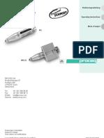 Schmidt Hammer Type N L NR LR Manual