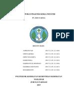 Laporan Pkl Industri Pt Biofarma Indonesia