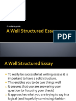 compare and contrast essay planning sheet essays argument a well structured essay ppt