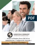 Master Windows Server Administracion Configuracion Avanzada