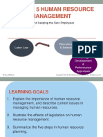 Chapter 5 HumanResourceManagement