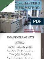 03 - Scientific Method I