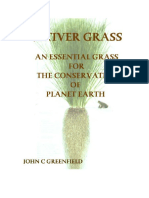 GREENFIELD, John C. - Vetiver Grass and Essential Grass for the Conservation of Planet Earth