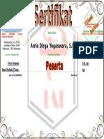 Format Serttifikat Seminar EDIT