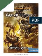 Caos en El Imperio - Anthony Reynolds