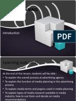 Media Planning-Intro Ch1