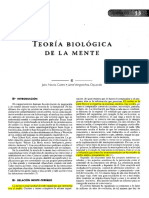 1. Teoria Biologica de La Mente