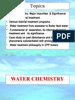 Water Chemistry Presentation2 (2)