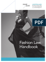 Fashion Law Handbook