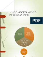 Comportamiento de Un Gas Ideal