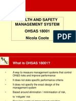 Ohsas Ppt Good