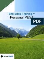 BiteSizedTraining-PersonalPESTAnalysis