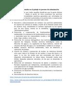 Servicios Ambientales en El Paisaje vs Proceso de Urbanización