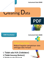 7.Cleaning Data