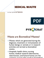 Biomedical Waste - Suhas Dixit