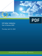 2009 Solar Industry Year in Review