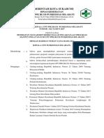 2.3.13.b. SK Penerapan Manajemen Resiko