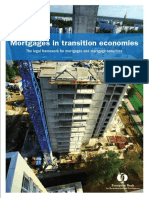 Mortgages in Transition Economies