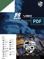 2017 Ncstar Catalog