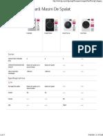 LG Compară _ LG Electronics RO