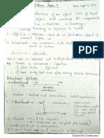 Ehics Notes English