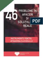 46 Probleme Si Solutiile Lor Reale in Afaceri