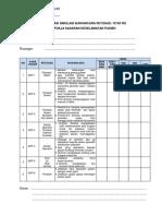 Evaluasi SKP Petugas RS