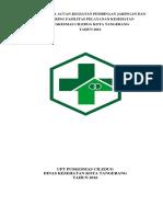 Kerangka Acuan Pembinaan Jejaring PKM