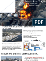 Fukushima Tragedy