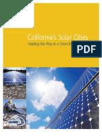 California's Solar Cities