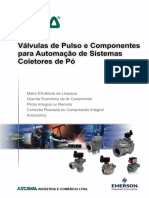 Catálogo Completo Valvulas de Pulso